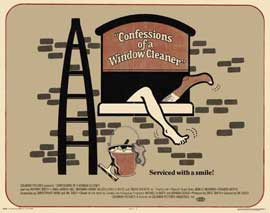 Confessions of a Window Cleaner - 11 x 14 Movie Poster - Style A