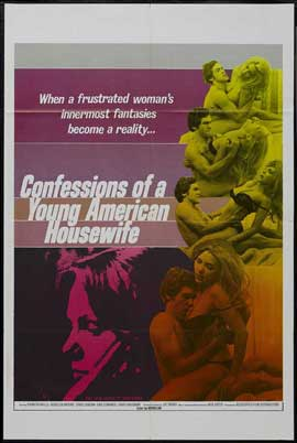 Confessions of a Young American Housewife - 27 x 40 Movie Poster - Style A