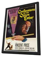 Confessions of an Opium Eater - 27 x 40 Movie Poster - Style B - in Deluxe Wood Frame