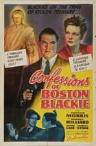 Confessions of Boston Blackie - 11 x 17 Movie Poster - Style A