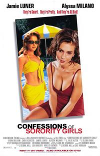 Confessions of Sorority Girls - 11 x 17 Movie Poster - Style A