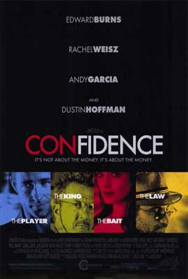 Confidence - 11 x 17 Movie Poster - Style A