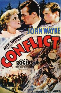 Conflict - 11 x 17 Movie Poster - Style A