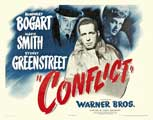Conflict - 11 x 14 Movie Poster - Style A