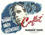 Conflict - 27 x 40 Movie Poster - Style I