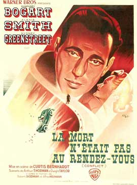 Conflict - 11 x 17 Movie Poster - French Style D