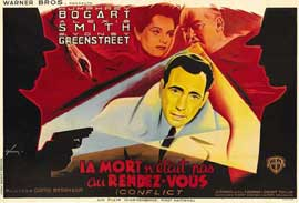 Conflict - 11 x 17 Movie Poster - French Style E