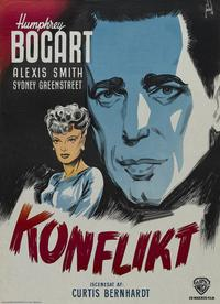 Conflict - 27 x 40 Movie Poster - Swedish Style A