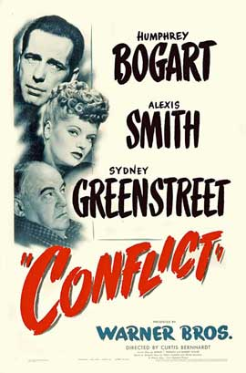 Conflict - 27 x 40 Movie Poster - Style G