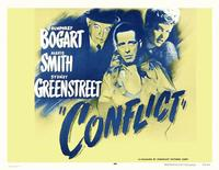Conflict - 22 x 28 Movie Poster - Half Sheet Style A