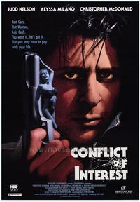 Conflict of Interest - 11 x 17 Movie Poster - Style A