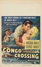 Congo Crossing - 11 x 17 Movie Poster - Style B