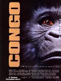 Congo - 11 x 17 Movie Poster - Style C