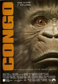 Congo - 11 x 17 Movie Poster - Spanish Style B