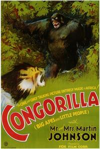Congorilla: Big Apes and Little People - 11 x 17 Movie Poster - Style A