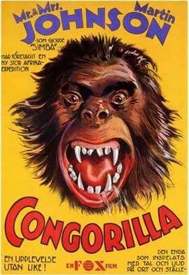 Congorilla: Big Apes and Little People - 11 x 17 Poster - Foreign - Style A
