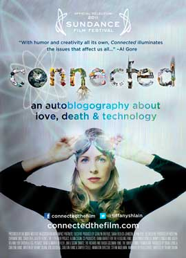 Connected: An Autoblogography About Love, Death & Technology - 11 x 17 Movie Poster - Style A