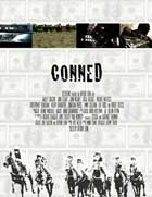 Conned - 43 x 62 Movie Poster - Bus Shelter Style A