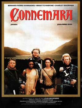 Connemara - 11 x 17 Movie Poster - French Style A