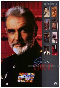 Sean Connery - 11 x 17 Movie Poster - Style A