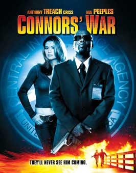 Connors' War - 11 x 17 Movie Poster - Style A