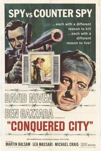 Conquered City - 27 x 40 Movie Poster - Style A