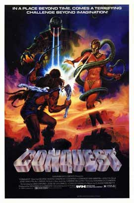 Conquest - 11 x 17 Movie Poster - Style A