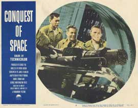 Conquest of Space - 11 x 14 Movie Poster - Style B