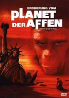 Conquest of the Planet of the Apes - 11 x 17 Movie Poster - German Style A