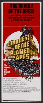 Conquest of the Planet of the Apes - 14 x 36 Movie Poster - Insert Style A