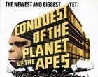 Conquest of the Planet of the Apes - 22 x 28 Movie Poster - Half Sheet Style A