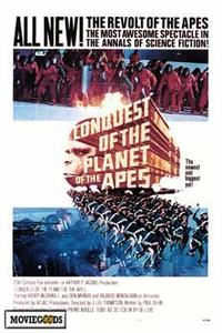 Conquest of the Planet of the Apes - 43 x 62 Movie Poster - Bus Shelter Style A