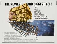 Conquest of the Planet of the Apes - 30 x 40 Movie Poster - Style A