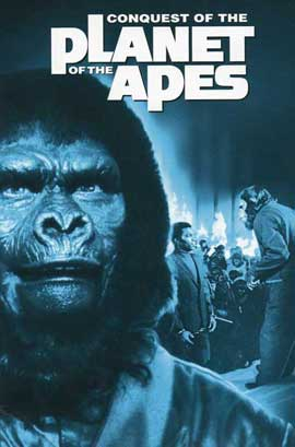 Conquest of the Planet of the Apes - 27 x 40 Movie Poster - Style B
