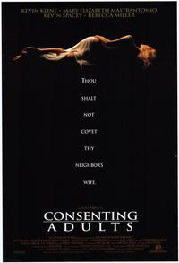 Consenting Adults - 11 x 17 Movie Poster - Style B