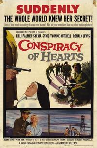 Conspiracy of Hearts - 11 x 17 Movie Poster - Style B