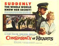 Conspiracy of Hearts - 22 x 28 Movie Poster - Half Sheet Style B