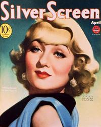 Constance Bennett - 27 x 40 Movie Poster - Modern Screen Magazine Cover 1930's Style C