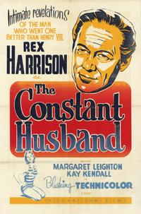 Constant Husband - 11 x 17 Movie Poster - Style A