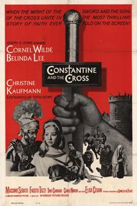 Constantine and the Cross - 27 x 40 Movie Poster - Style A