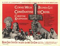 Constantine and the Cross - 27 x 40 Movie Poster - Style B