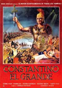Constantine and the Cross - 11 x 17 Movie Poster - Spanish Style C