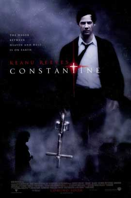 Constantine - 11 x 17 Movie Poster - Style B