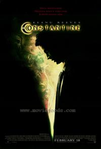 Constantine - 43 x 62 Movie Poster - Bus Shelter Style A