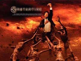 Constantine - 11 x 17 Movie Poster - Style C