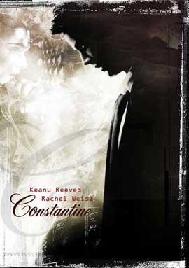 Constantine - 11 x 17 Movie Poster - Style E