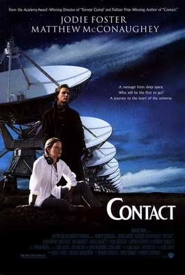 Contact - 27 x 40 Movie Poster - Style A