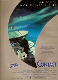 Contact - 27 x 40 Movie Poster - Spanish Style A