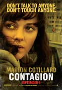 Contagion - 43 x 62 Movie Poster - Bus Shelter Style A