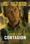 Contagion - 43 x 62 Movie Poster - Bus Shelter Style E
